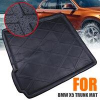 Mayitr Rear Trunk Mat Cargo Tray Boot Liner Floor Carpet For BMW X5/ X5 M E70 F15 F85 2007 2018
