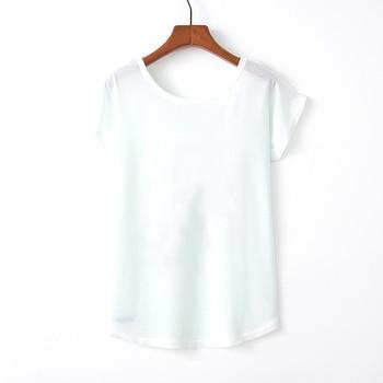 KaiTingu Spring Summer Women T Shirt Novelty Harajuku Kawaii Cute Style Bird Print T-shirt New Short Sleeve Tops Size M L XL 2