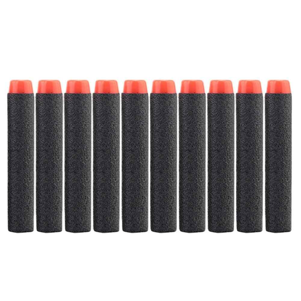 Refill Darts Bullet Kogel Speelgoed Zachte Zacht Speelgoed Pistool Accessoires 7.2 CM * 1.3 CM Ronde Hoofd Kogel Voor Nerf speelgoed Pistool