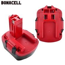 цена на Bonacell NI-MH BAT043 Battery 3000mAh 12V BOSCH GSR 12 VE-2,GSB 12 VE-2,PSB 12 VE-2, BAT043 BAT045 BTA120 L30
