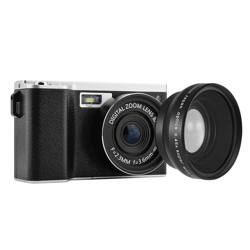 Image 5 - X9 4 Inch Ultra Hd Ips Press Screen 24 Million Pixel Mini Single Camera Slr Digital Camera-in 360° Video Camera from Consumer Electronics