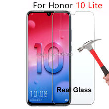 Szkło ochronne dla Huawei Honor 10 Lite szkło hartowane ochraniacz ekranu na Huawei Hono 10 lite Honor10 folia ochronna telefon 2.5d