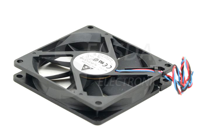 Original DELTA AUB0812VHB 8015 8cm 80mm DC 12V 0.30A slim chassis power supply cooling fans cooler