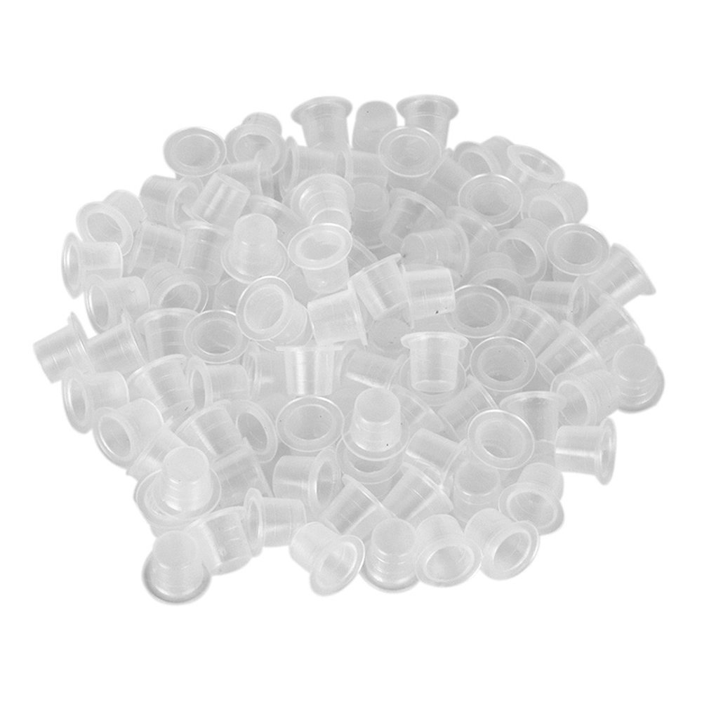 Tattoo Equipment Tattoo Products Color Cup White Large Medium Small Color Cup 1000 Pack Tattoo Accessories Tattoo Cup