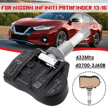 40700-3JA0B Car Tire Pressure Monitoring Sensor TPMS For Nis