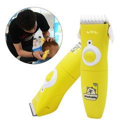 Professional Hair Trimmer For Kids Baby Children Powerful Mini Hair Clipper Trimmer Quiet Waterproof Electric Hairdressing Set