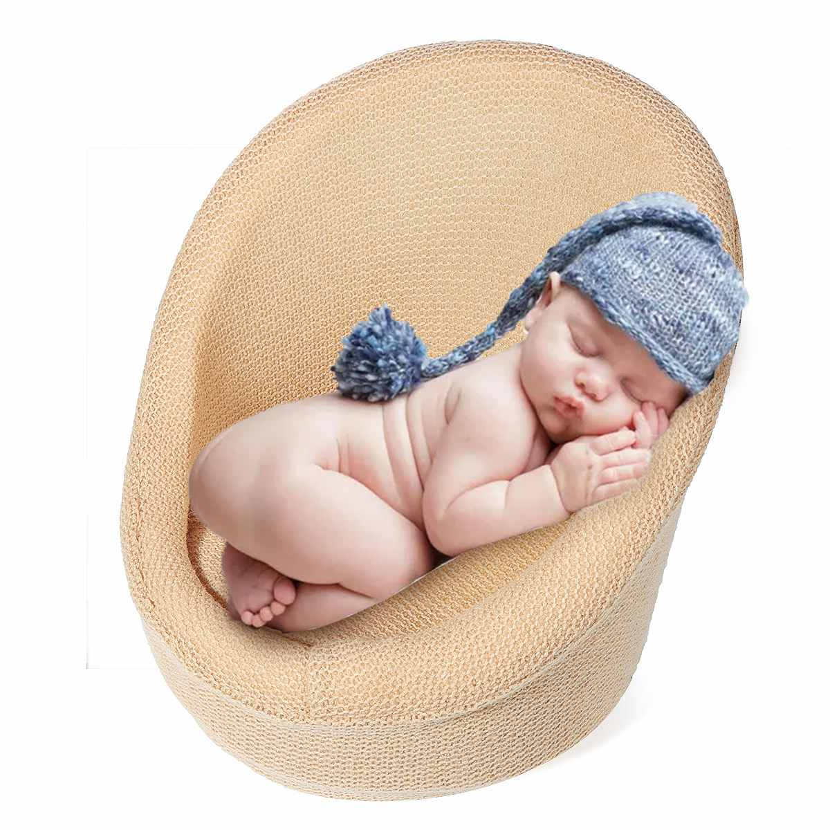 Baby Sofa Photography Seat Bed Soft Newborn Baby Infant
