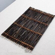 Cute Handmade Eco-Friendly Natural Bamboo Table Mat