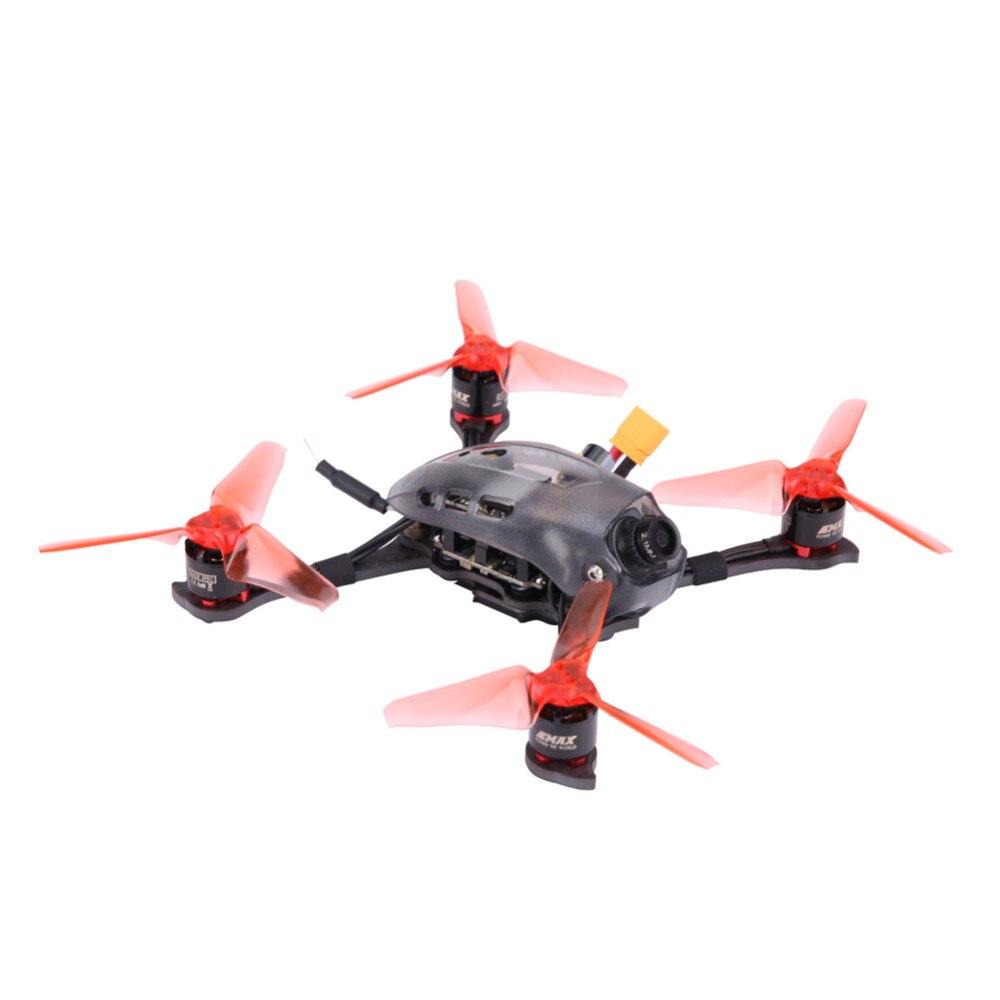 Oyuncaklar ve Hobi Ürünleri'ten Parçalar ve Aksesuarlar'de EMAX Babyhawk Yarış 112 136mm PNP FPV Yarış Drone Quadcopter 3 inç RS1106 5.8G VTX PNP BNFcompatible ile Frsky D8 Multicopter'da  Grup 2