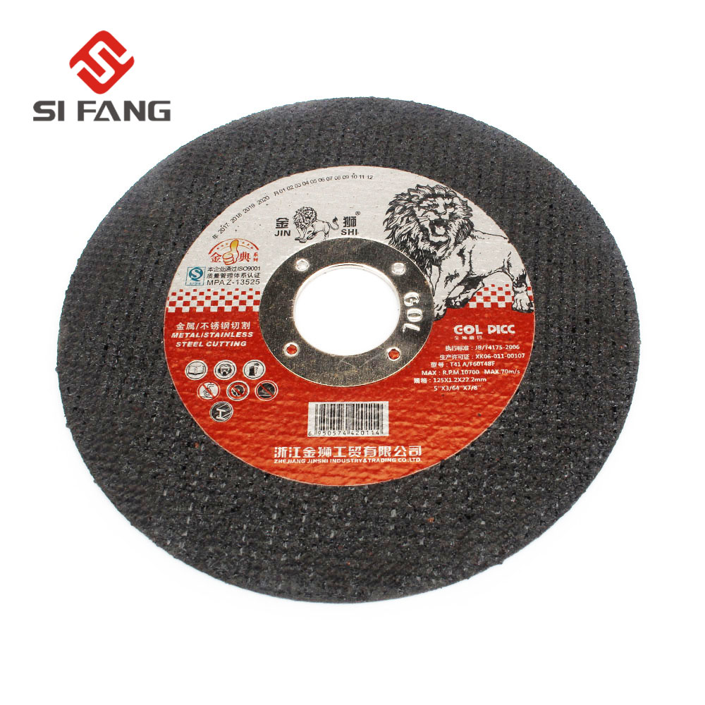 5/10/15/20/25Pcs Cutting Disc 125x1.2x22mm Thin Cutoff Wheel To Cutting All Metals Including Cast Iron Tool And Stell Stainless