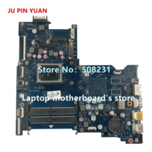 JU PIN YUAN 854957-501 854957-601 BDL51 LA-D713P  for HP NOTEBOOK 15-BA 15Z-BA 15-BA089NR motherboard A10-9600P fully Tested haoshideng for hp notebook 15 bw 15 bw007ca laptop motherboard 924718 601 crl51 la e831p mainboard a10 9620p fully tested
