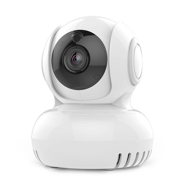 Hd 720P Ip Camera Wireless Wifi Baby Montior Net Surveillance Camera Smart Living Compatible With 360 Degree Pickup