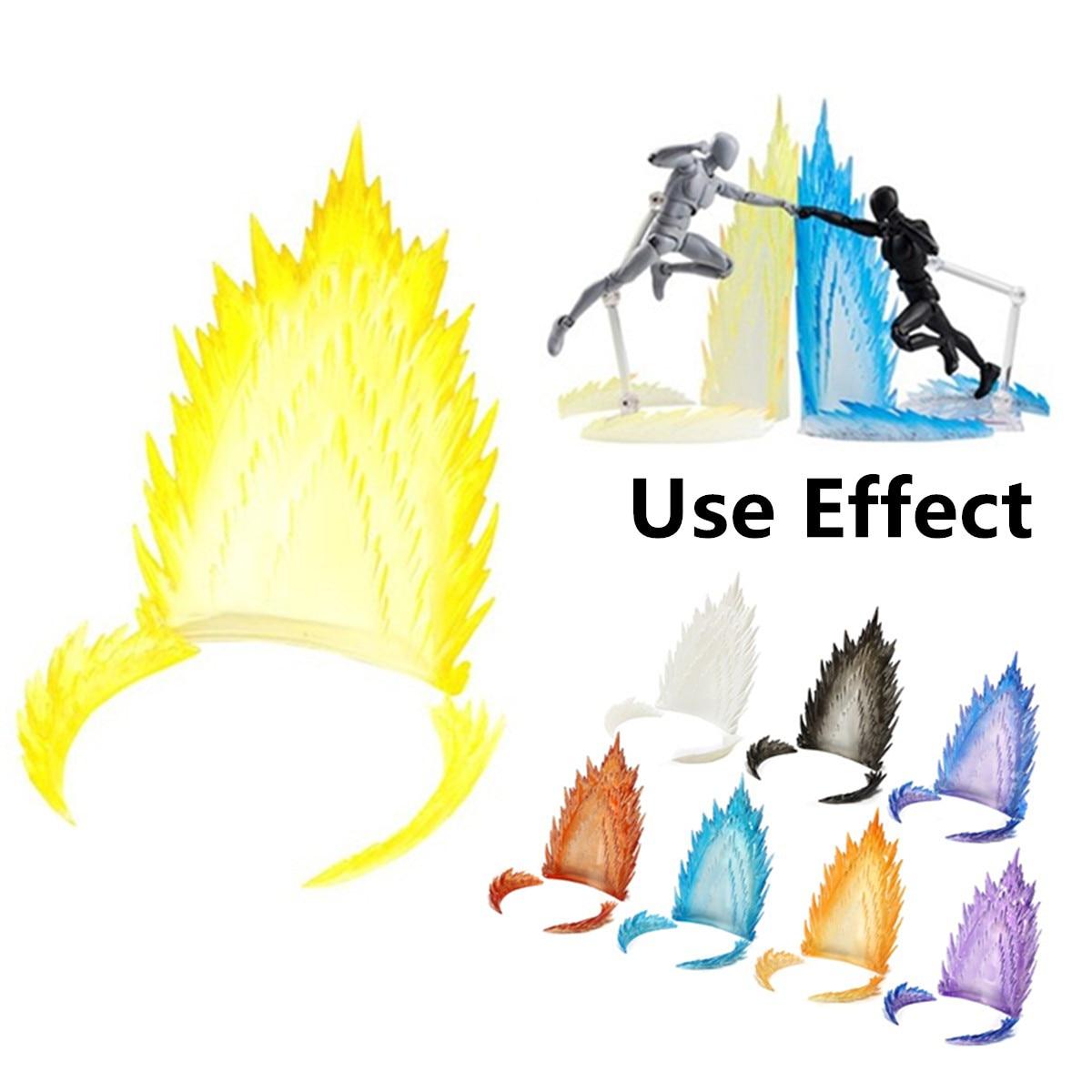 Tamashii Effect Impact Fit Figma SHF S.H.Figuarts Seiya 1:12 Action Figure Blue
