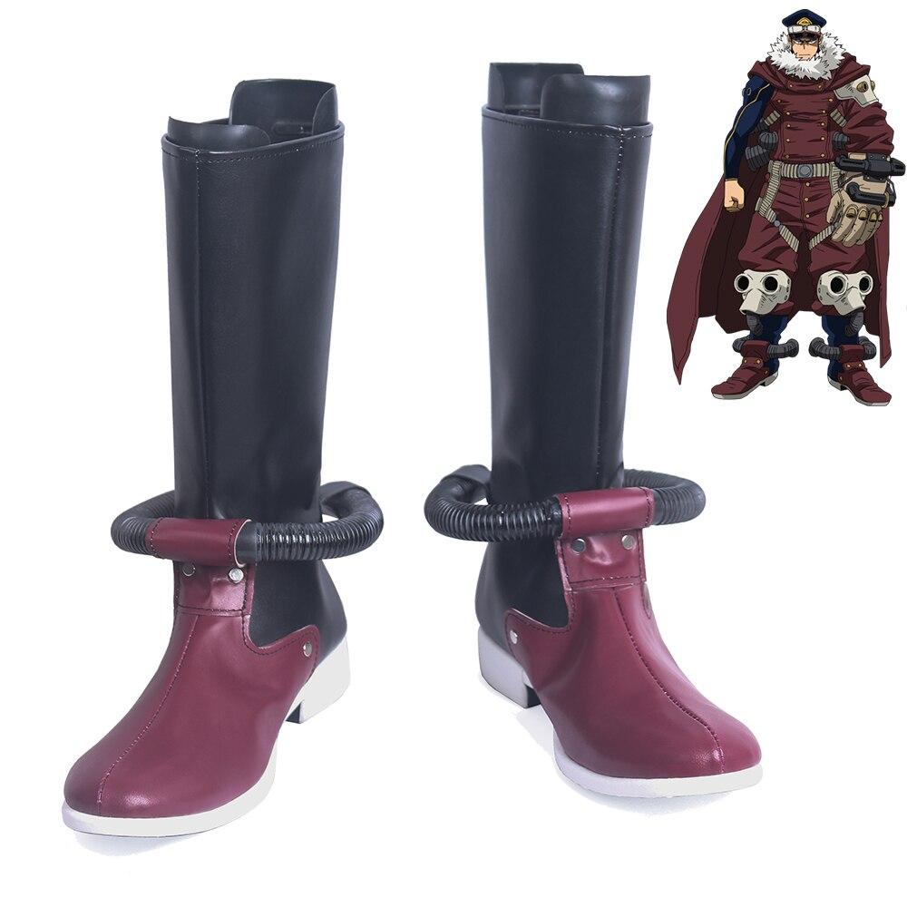 My Hero Academia Boku No Hero Academia Inasa Yoarashi Cosplay Shoes Men Boots