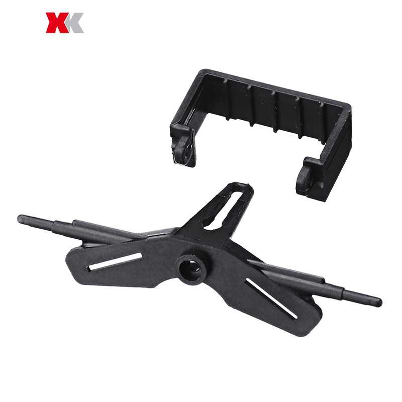 New Arrivals XK K130 RC Helicopter Parts Servo Holder Servo Mount Plate Set
