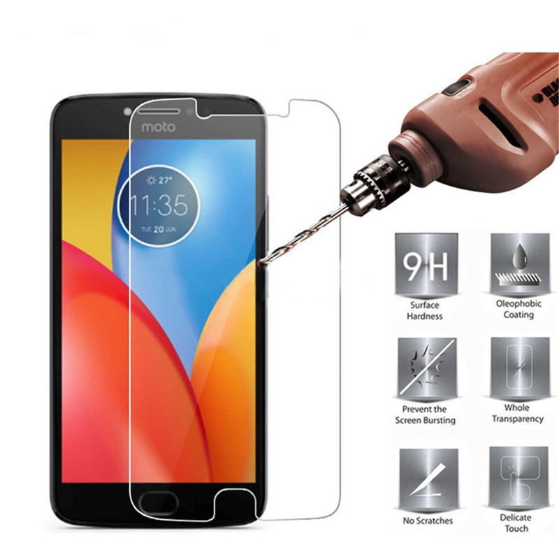 Tempered Glass For Motorola Moto E4 Plus Screen Protector For Lenovo Motorola Moto E4 XT1766 XT1763 XT1762 Protective Glass Film