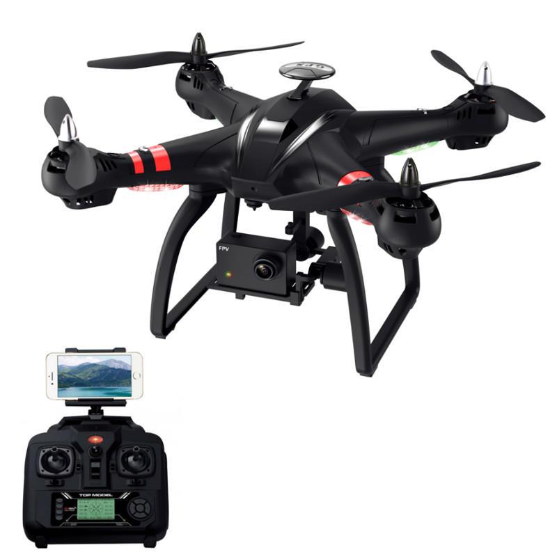 Date BAYANGTOYS X22 quadcopter rc Drones Double GPS moteur sans balai 3 Axe Avec WiFi FPV 1080 P HD Caméra Sans Tête Mode jouets rc