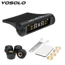 Yosolo Солнечный Мощность шины Давление Авто охранной сигнализации