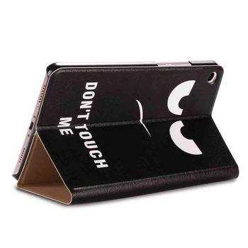 Tutucu Koruyucu Kılıf Kat Kapak Büyük Gözler Boyama Tablet Kılıfı