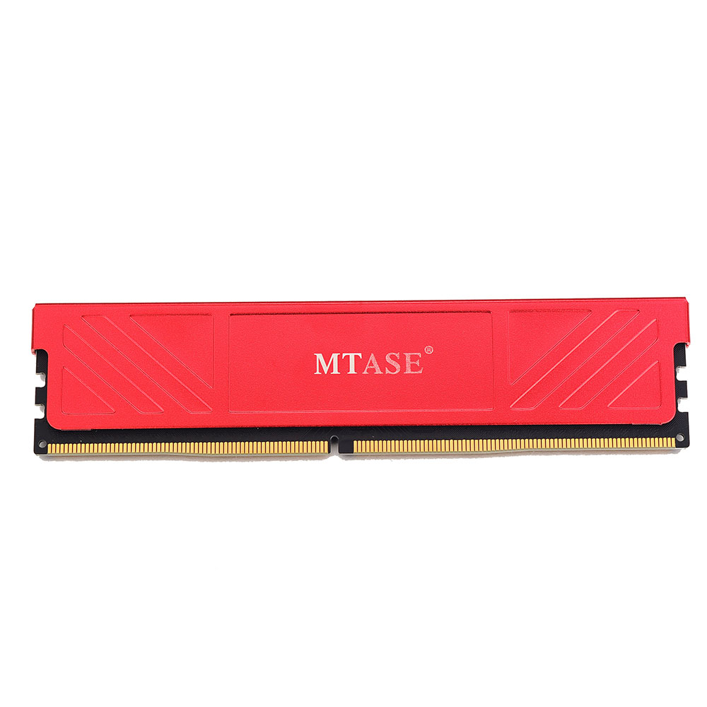 Mémoire RAM MTASE DDR4 8G 3000 mhz 1.2 V 288Pin avec dissipateur de chaleur pour bureau