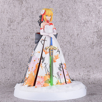 ALTER FATE SABER Zephyr dress Altria Pendragon Fate stay night action figure Fate zero figures toy Christmas gift for children