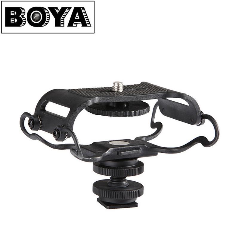 BOYA BY-C10 Microphone Shock Mount Per Zoom H4n/ H5/ H6