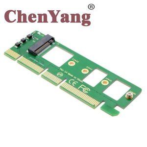 Image 2 - جيمي PCI E 3.0 16x x4 إلى M مفتاح NGFF NVME AHCI SSD محول ل XP941 SM951 PM951 A110 m6e 960 EVO SSD