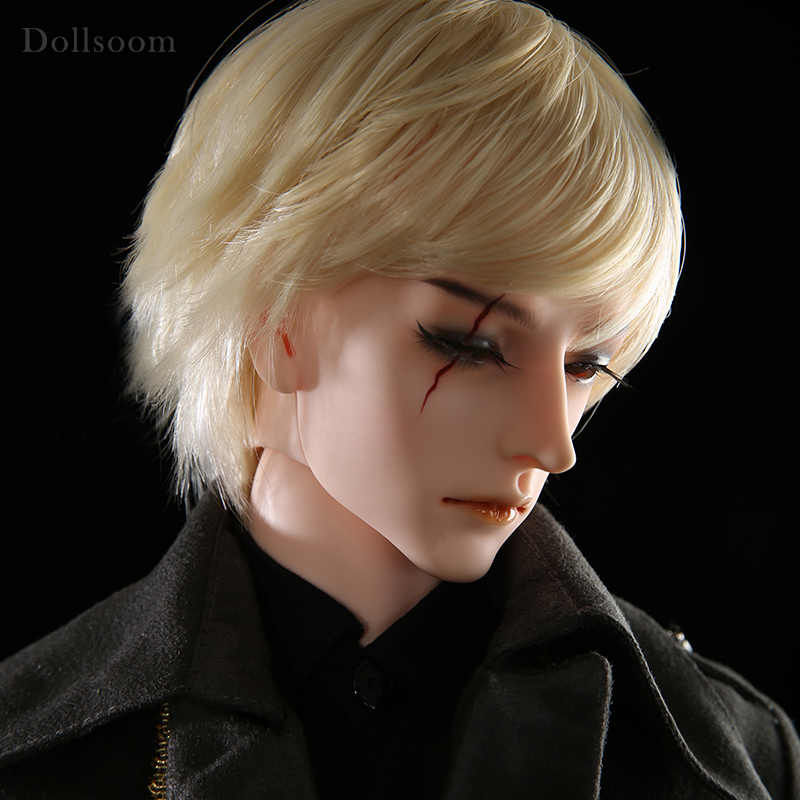 ID72 шрам гиперон 1/3 BJD кукла смолы фигурки модель тела мужские Мальчики SD FANTANSY Ангел