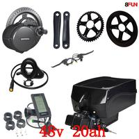 48V 1000W Frog electric bike battery 48V 20AH battery pack +48V bafang/8fun 500W 750W 1000W  motor +Chargrer Electric Bicycle Battery     -