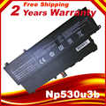 45Wh 7,4 V AA-PBYN4AB AA-PLWN4AB Батарея для SAMSUNG 530U3B NP530U3B NP530U3C NP532U3C NP532U3X NP535U3C NP540U3C серии