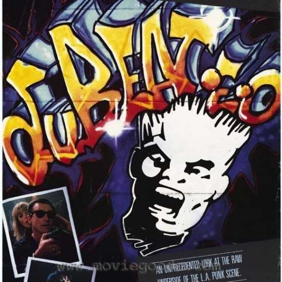 Постер Фильма Du beat e o (27x40)