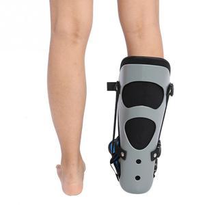 Image 5 - Soporte de ortosis para el tobillo del pie almohadilla correctora de soporte para Plantar de pie, para rehabilitación, férula del pie