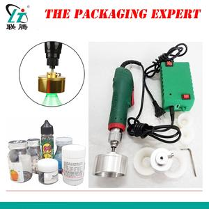 110v 220v Portable Capping Machine Screw Capper Machine Bottle Cap Lid Cover Screwing Big Power Strong With Spring Free Shipping