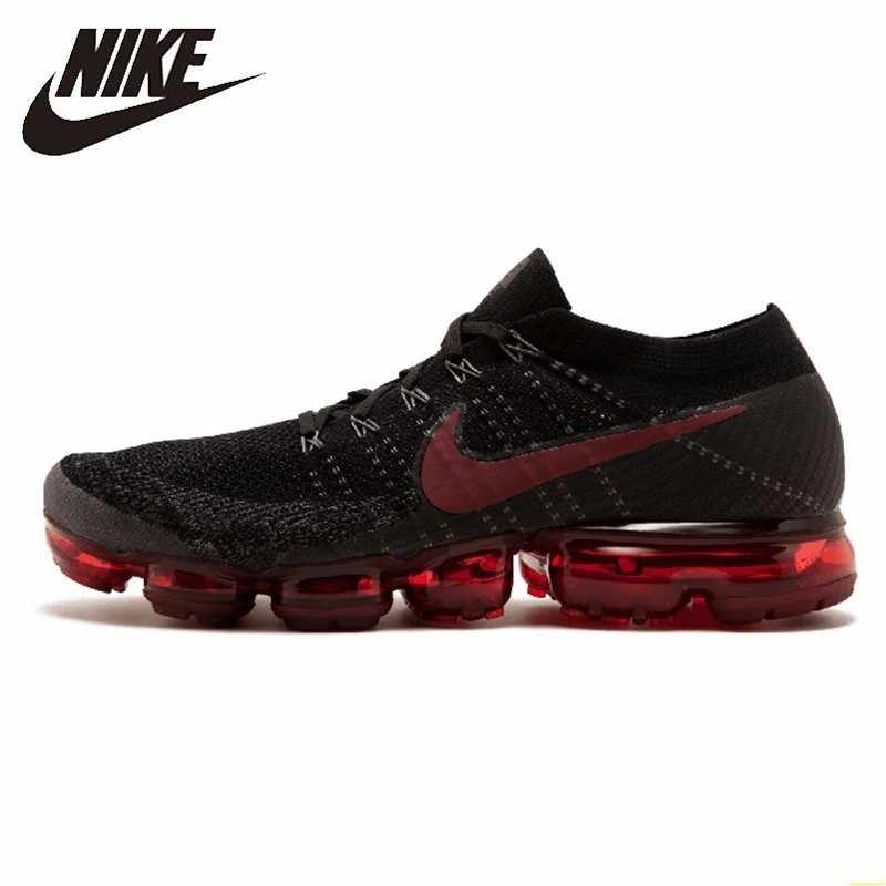 5e64b489051 Nike Air Vapormax Flyknit New Arrival Men Running Shoes Breathable  Comfortable Air Cushion Sneakers 849558