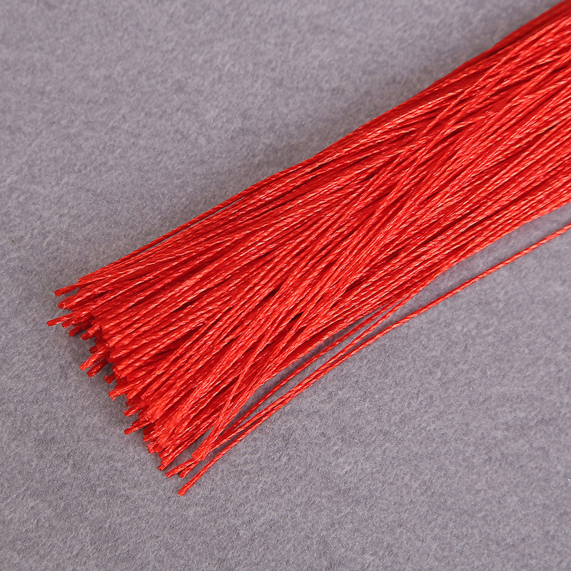 10 Pcs Polyester Chinese Knots Knotting Creative Bat Style Tassel Blessing Chinese Gifts Curtain Fringe Trim Pendant Decoration in Tassel Fringe from Home Garden