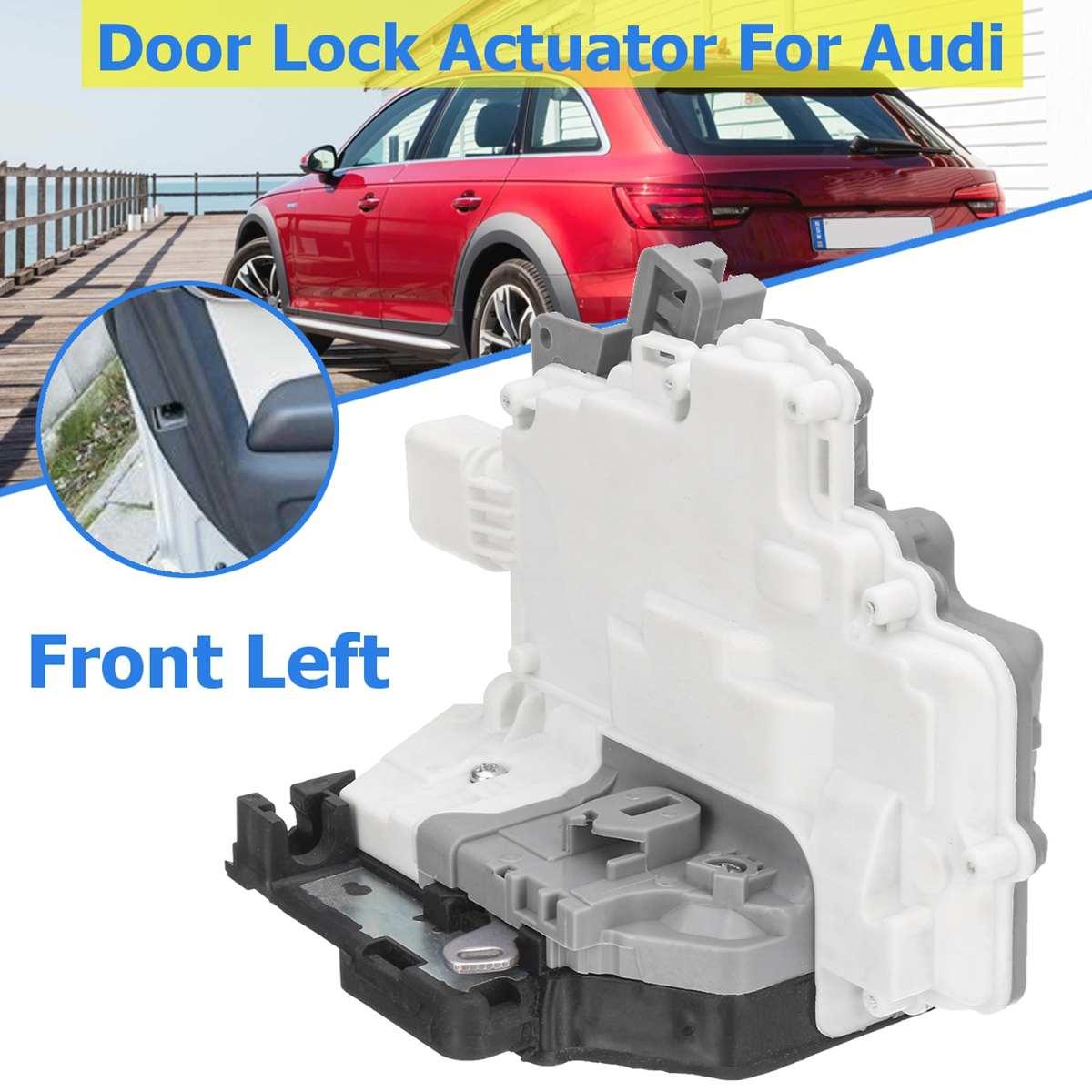 Для Vw для Audi q3 q5 q7 A4 B8 b6 для Skoda Superb Seat Ibiza левый и правый Дверные замки Привод 8K0839016 3C4839016A 8J2837015A