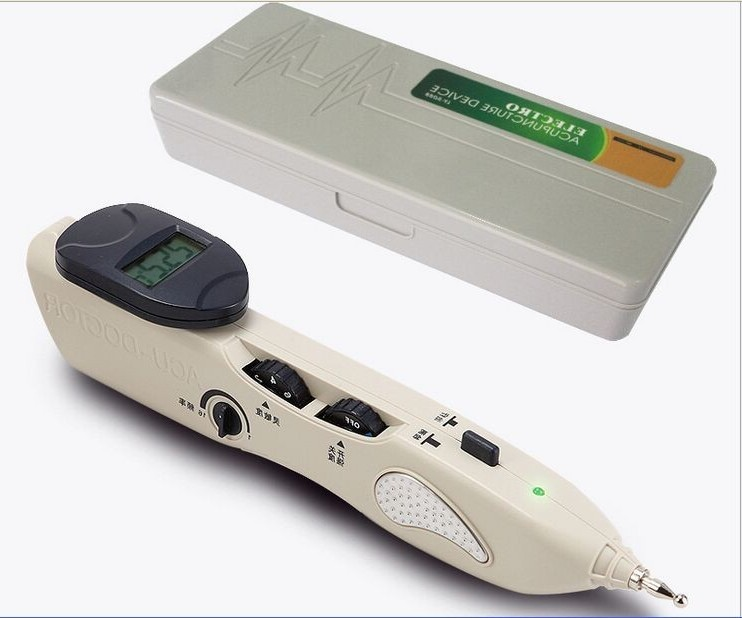 Handheld T.e.n.s And Detection Digital Display Electronic Point Pen Acupuncture Points Electrical StimulationHandheld T.e.n.s And Detection Digital Display Electronic Point Pen Acupuncture Points Electrical Stimulation