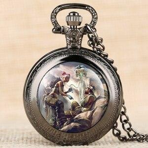 Apex онлайн игры серии тема кварцевые карманные часы креативные Fob часы арабские цифровые часы ожерелье кулон дети подарки reloj