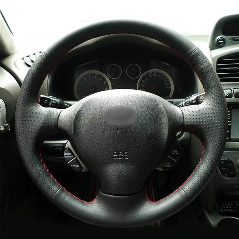 2003 Hyundai Santa Fe Interior: Steering Wheel Cover For Hyundai Santa Fe 2001 2002 2003