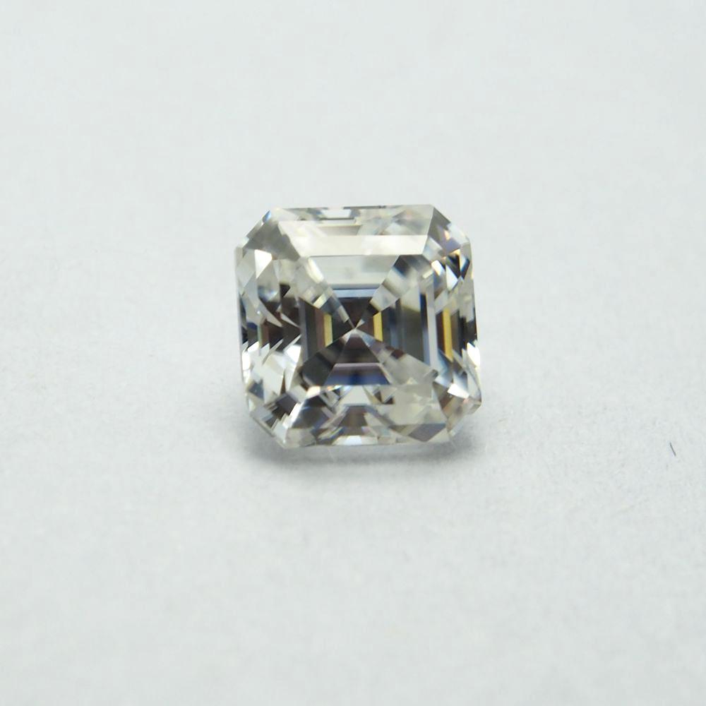 6*6mm Asscher Cut White Moissanite Stone Loose Moissanite Diamond 1.06 carat moissanite stone6*6mm Asscher Cut White Moissanite Stone Loose Moissanite Diamond 1.06 carat moissanite stone