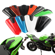 Ninja 400 2018 Rear Pillion Passenger Cowl Seat Cover Fairing Part For Kawasaki Motorcycle Parts motorcycle seat cowl rear passenger cover for kawasaki z900 z 900 2017 2018 motor abs accessories rear seat cover cowl
