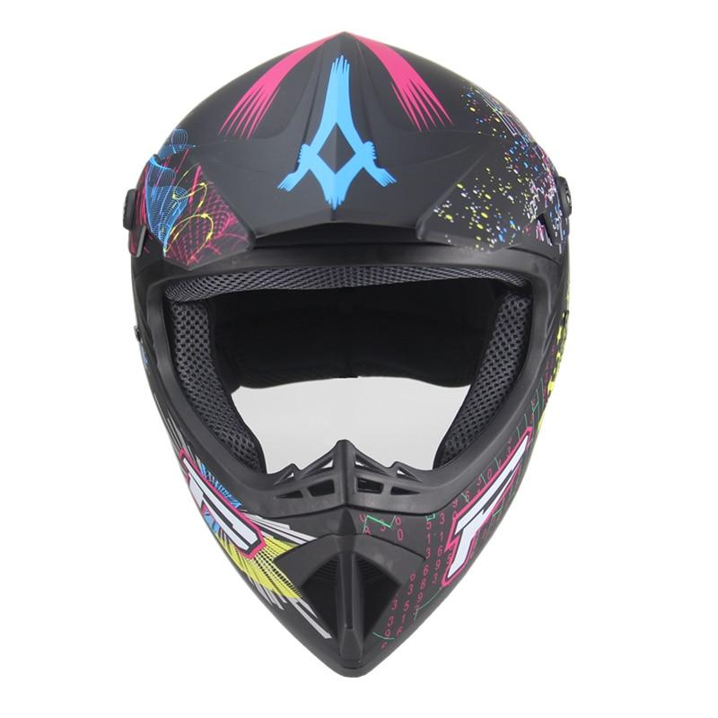 ABS rmotorcycle off road Helm Klassische fahrrad MTB DH racing ATV helm motocross downhill-bike helm capacete