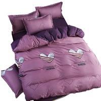 King Duvet Cover Edredon Matrimonio Colcha Y Conjuntos Jogo Queen Size Cotton Roupa Ropa De Cama Bed Sheet And Quilt Bedding Set