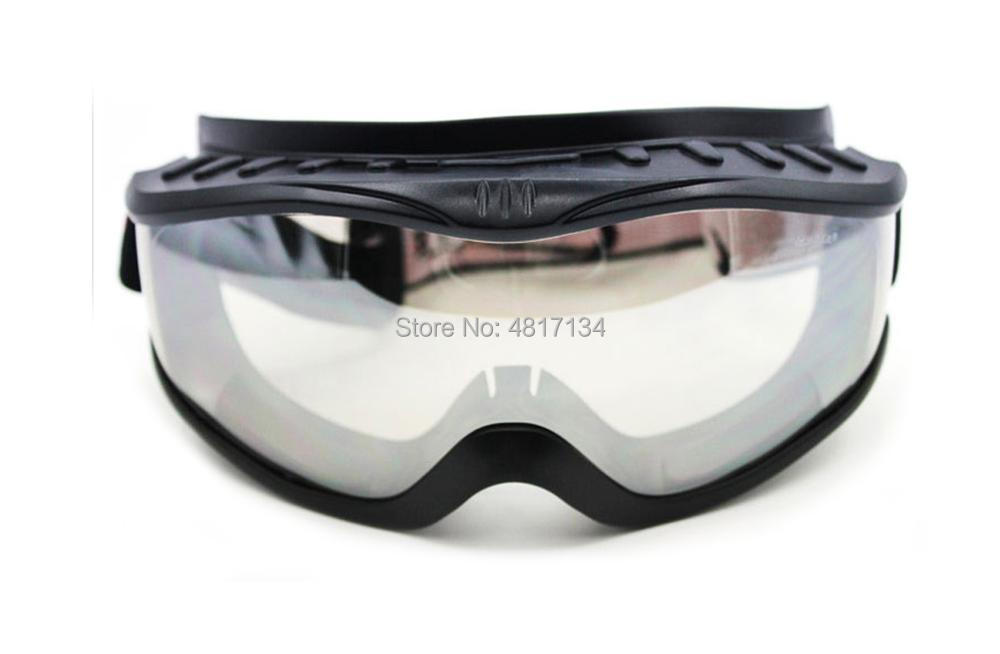 'Fit Over Glasses' OTG Anti-fog Riding Goggles Outdoor Glasses