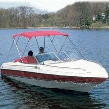 Лук Бимини Топ Лодка из нержавеющей стали аксессуары для яхты морской аппаратуры набор-12 шт. набор из 316 нержавеющей стали