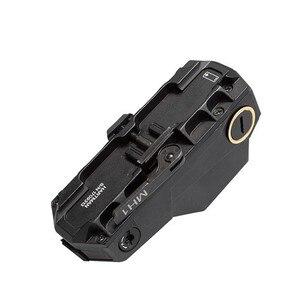 Image 4 - Caccia MH1 Tactical Red Dot Sight Doppio Sensore di Movimento Mirino Reflex Più Grande Campo Di Vista di Visione Notturna Scope Ak 47