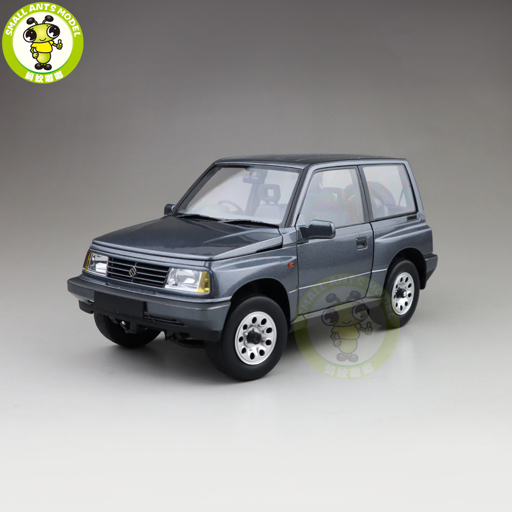 1/18 DORLOP Suzuki Vitara Escudo Right Hand Drive Diecase Car Models Toys Kids Boy Girl Gifts Gray