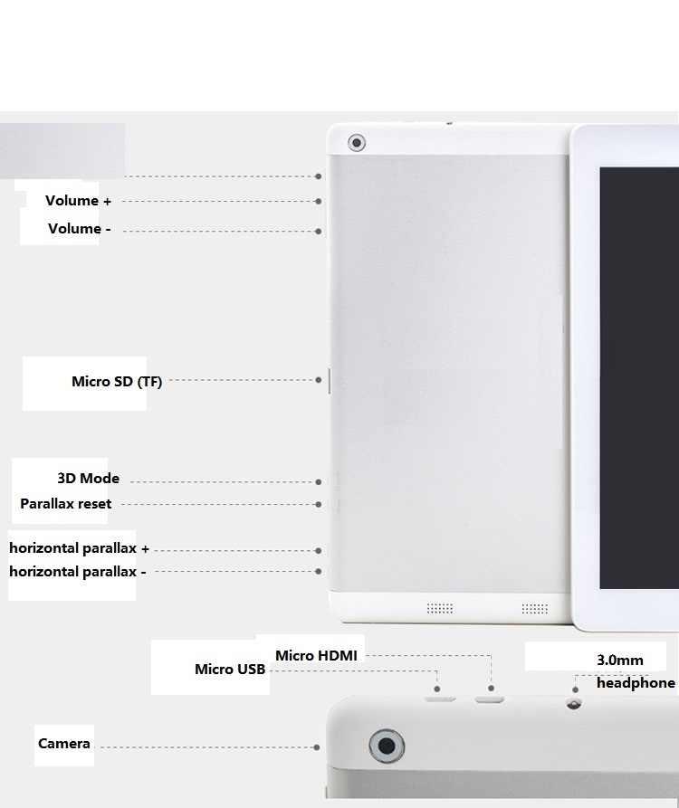 جلافي 8.9 بوصة ويندوز 10 اللوحي رباعية النواة 1920*1200 2 + 32 جيجابايت ثلاثية الأبعاد الشبكية عرض واي فاي HDMI + الأصلي الجلود اللوحي