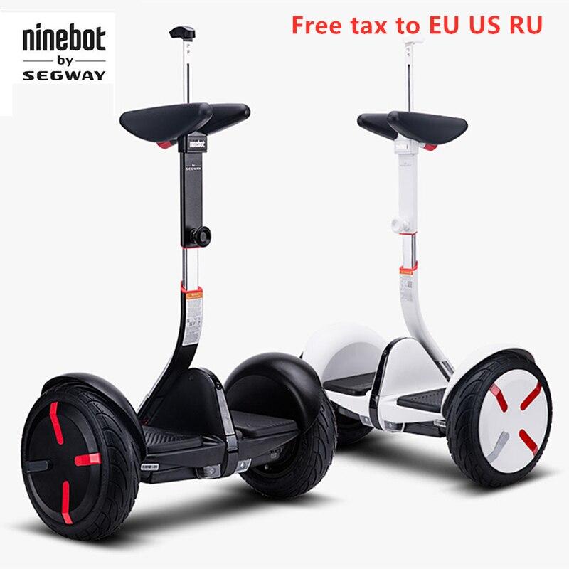 Original Ninebot Mini Pro Smart deux roues auto équilibrage Scooter électrique miniPRO N3M320 Hoverboard planche à roulettes pour Kit de kart