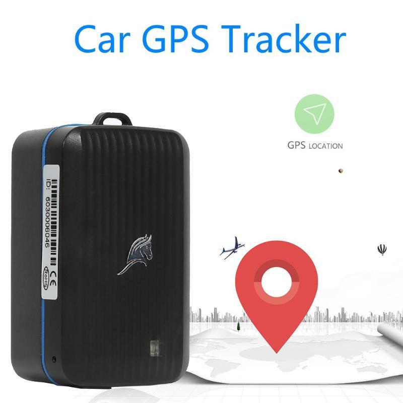 3000 mAh Mini voiture GPS Tracker véhicule magnétique moto dispositif de suivi alarme de Vibration télécommande GPS LBS WiFi positionnement